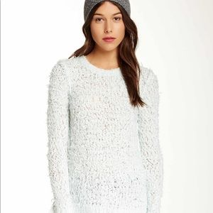 Free People September Mint Song Pullover Sweater